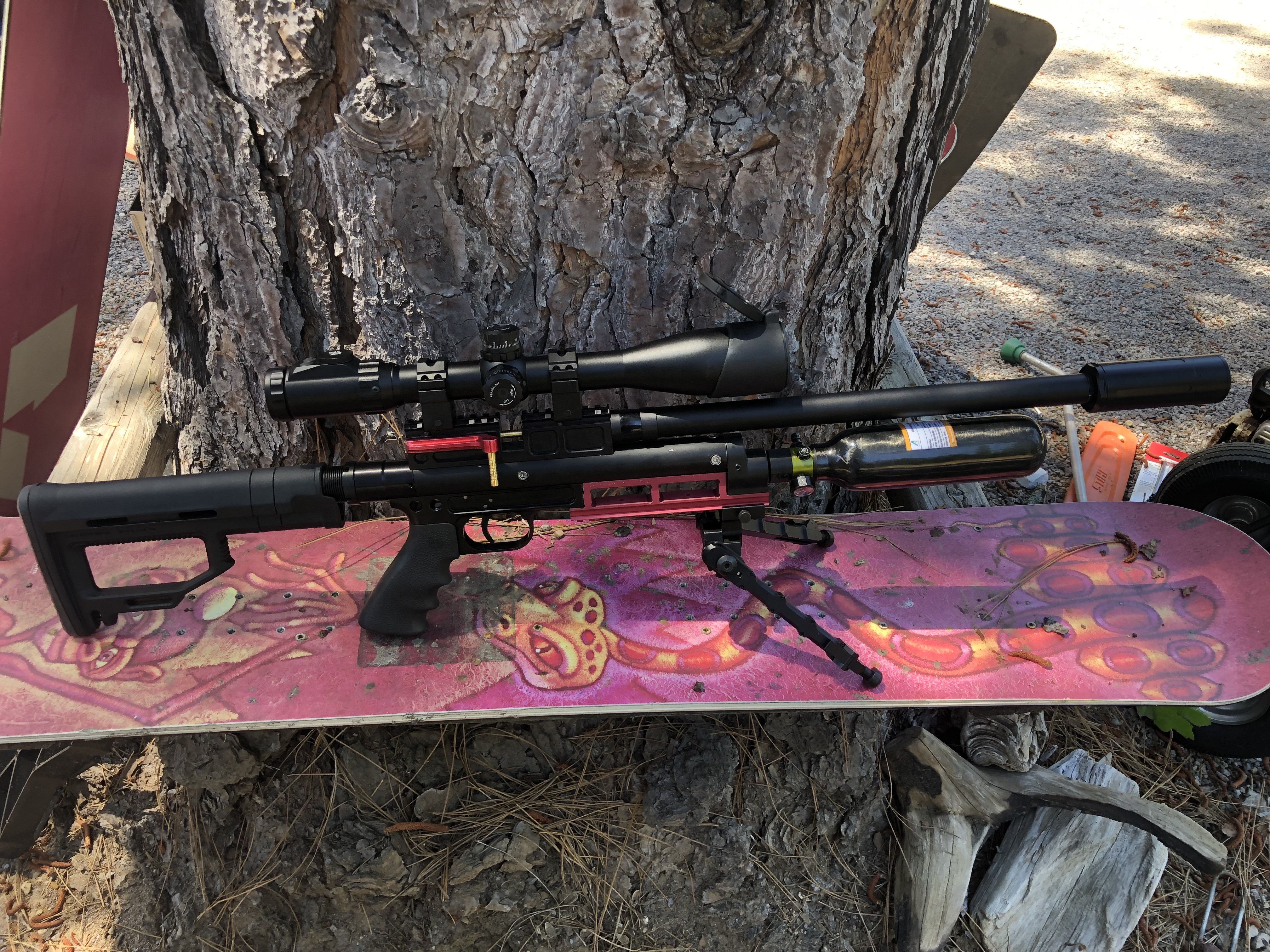 Jefferson State Air Rifles - Raptor Mini