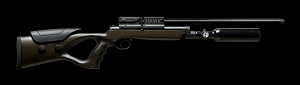 Jefferson State Air Rifles - Hawk