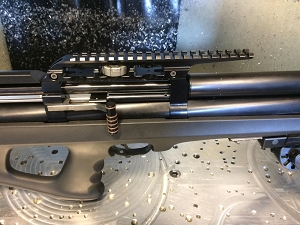 Benjamin Marauder AR Stock Adapter Kit