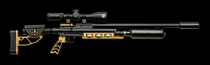 Jefferson State Air Rifles - Raptor HP